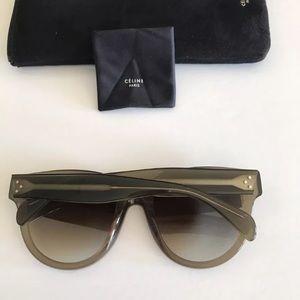 c437af74ceb2 Celine Accessories - Celine gray 41755 Audrey sunglasses - brand new